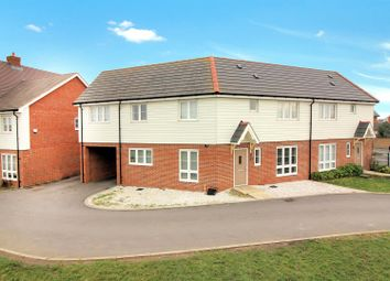Thumbnail 4 bed semi-detached house for sale in Opal Mews, Aylesbury