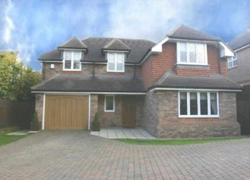 Thumbnail 5 bedroom detached house to rent in Goodyers Avenue, Radlett