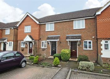 Thumbnail 2 bedroom terraced house to rent in Springfields Close, Chertsey, Surrey