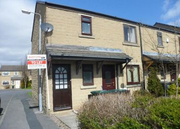 Thumbnail 1 bed flat for sale in Churchfields, Fagley, Bradford