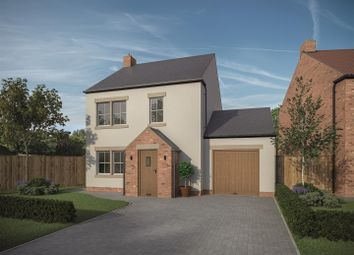 Thumbnail 3 bed detached house for sale in Lowfields Lane, Pickhill, Thirsk