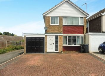 Thumbnail 3 bed link-detached house for sale in Oaks Drive, Higham Ferrers, Rushden