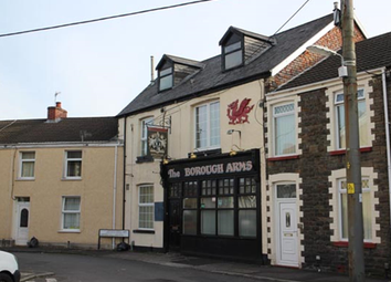 Thumbnail Pub/bar for sale in New Henry Street, Neath