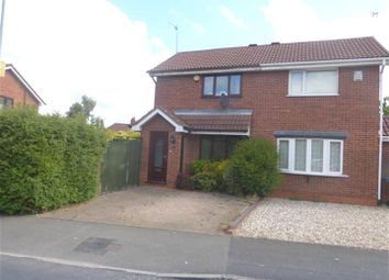 Thumbnail 1 bed end terrace house for sale in Best Street, Cradley Heath