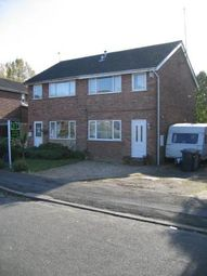 Thumbnail 2 bed semi-detached house to rent in Bishops Drive, Kettering