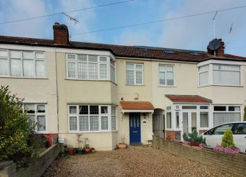 Thumbnail 3 bed terraced house for sale in Connaught Avenue, Enfield