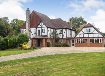 Thumbnail 5 bed detached house for sale in Rusper Road, Dorking