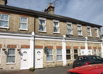 Thumbnail 2 bed terraced house for sale in Peabody Road, Farnborough