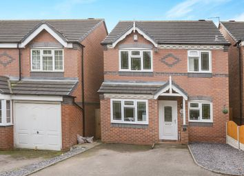 Thumbnail 3 bedroom detached house for sale in Bluebell Crescent, Wednesfield, Wolverhampton
