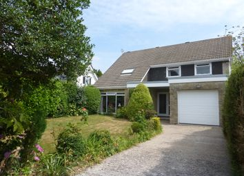Thumbnail 4 bed detached house for sale in Wellfield Road, Marshfield, Cardiff