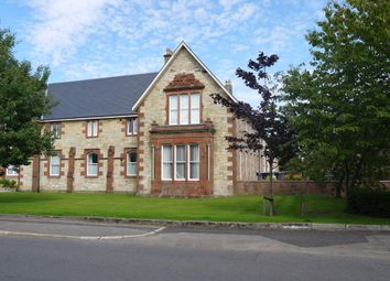 Thumbnail 2 bed flat for sale in St. Leonards Wynd, Ayr