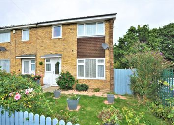Thumbnail 3 bed end terrace house for sale in Seabourne Road, Bexhill-On-Sea