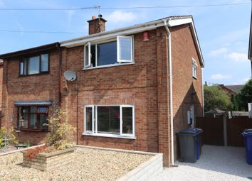 Thumbnail 3 bedroom semi-detached house for sale in Normanton Grove, Adderley Green