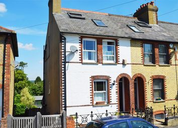 Thumbnail 4 bed end terrace house for sale in Chipstead Lane, Riverhead, Sevenoaks, Kent
