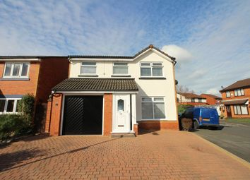 Thumbnail 4 bed detached house for sale in Riverside Close, Radcliffe, Manchester