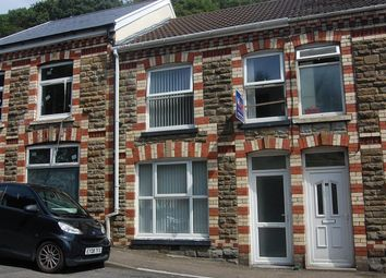 Thumbnail 3 bed terraced house to rent in Station Road, Upper Brynamman, Ammanford