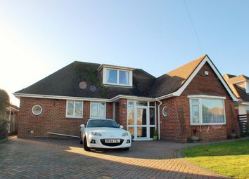 Thumbnail 3 bedroom detached bungalow for sale in The Broadway, Hengistbury Head