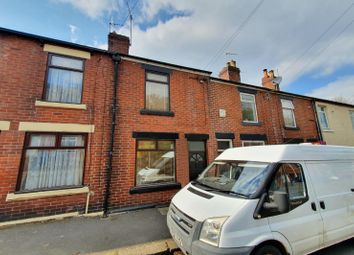 Thumbnail 2 bed terraced house for sale in Hackthorn Road, Woodseats, Sheffield