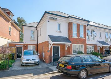 Thumbnail 4 bed semi-detached house to rent in North Worple Way, East Sheen