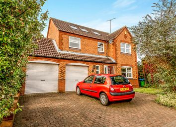 Thumbnail 5 bed detached house for sale in The Maltings, Robin Hood, Wakefield
