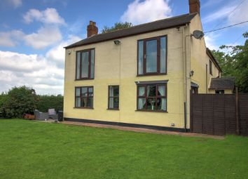 Thumbnail 4 bed cottage for sale in Forest Road, Huncote, Leicester