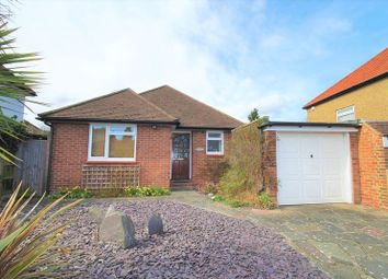 Thumbnail 2 bed bungalow to rent in Church Lane, Chessington