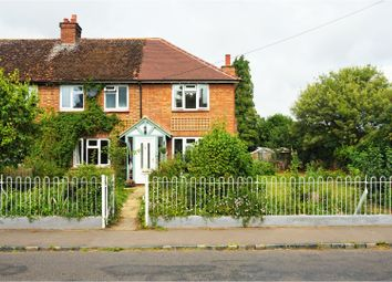 Thumbnail 4 bed semi-detached house for sale in High Street, Haversham