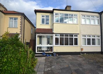 Thumbnail 3 bed end terrace house for sale in Gelsthorpe Road, Collier Row, Romford
