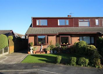 Thumbnail 3 bed semi-detached house for sale in Springs Road, Longridge, Preston