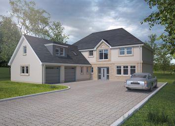 Thumbnail 5 bed detached house for sale in Bluebell Wood, Glenbervie Mews, Stirling Road, Larbert