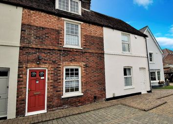 Thumbnail 3 bed terraced house for sale in Stanley Road, Emsworth