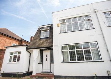 Thumbnail 4 bed semi-detached house for sale in Chapman Crescent, Kenton, Harrow, Middlesex