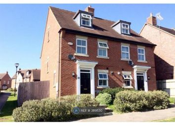 Thumbnail 3 bed semi-detached house to rent in Colindale Street, Monkston Park, Milton Keynes