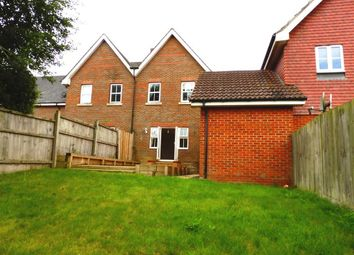 Thumbnail 3 bed end terrace house to rent in Gravelly Field, Singleton, Ashford