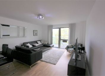 Thumbnail 3 bedroom flat to rent in Spring Apartments, Stebondale Street, London
