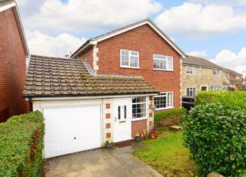 Thumbnail 4 bed detached house for sale in Telford Close, Preston