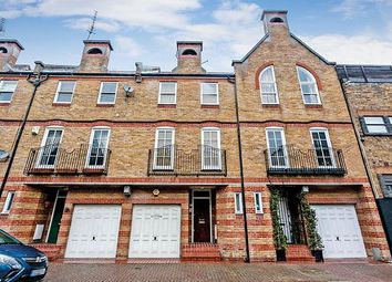 Thumbnail 4 bed terraced house for sale in Orville Road, London