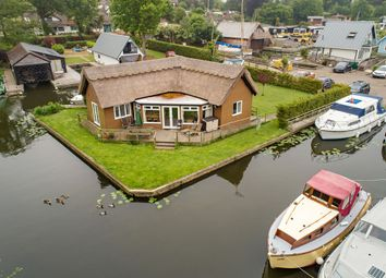 Thumbnail 4 bed detached bungalow for sale in Grebe Island, Horning