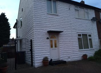 Thumbnail 4 bed semi-detached house for sale in Church Avenue, Leeds