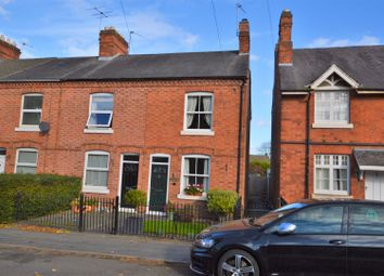 Thumbnail 2 bed semi-detached house for sale in Wood Lane, Quorn, Loughborough