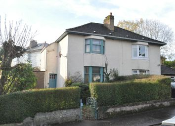 Thumbnail 2 bed semi-detached house for sale in Mosshead Road, Bearsden, East Dunbartonshire