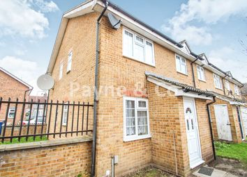 Thumbnail 1 bedroom end terrace house for sale in Lancaster Place, Staines Road, Ilford
