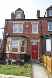 Thumbnail 6 bed end terrace house to rent in Haddon Road, Burley, Leeds