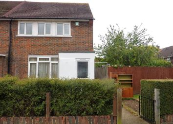 Thumbnail 2 bed semi-detached house to rent in Trelawney Avenue, Langley, Slough