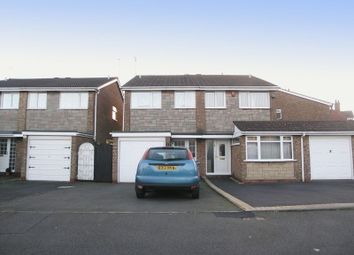 Thumbnail 3 bed semi-detached house for sale in Dudley, Netherton, Mousesweet Close