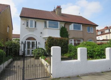 Thumbnail 3 bed semi-detached house for sale in Clydesdale Road, Hoylake, Wirral