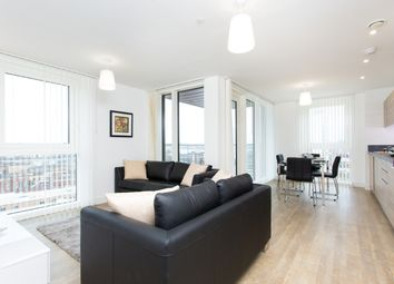 Thumbnail 2 bed flat for sale in Oslo Tower, Green Place, Naomi Street, Surrey Quays