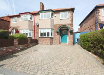 Thumbnail 3 bed property for sale in Leopold Road, Brighton-Le-Sands, Liverpool