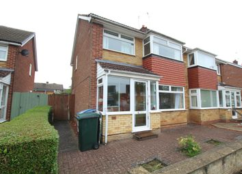 3 bed semi-detached house for sale in Marlston Walk, Coventry CV5