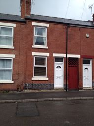 Thumbnail 2 bed terraced house to rent in Oxford Street, Spondon, Spondon, Derby